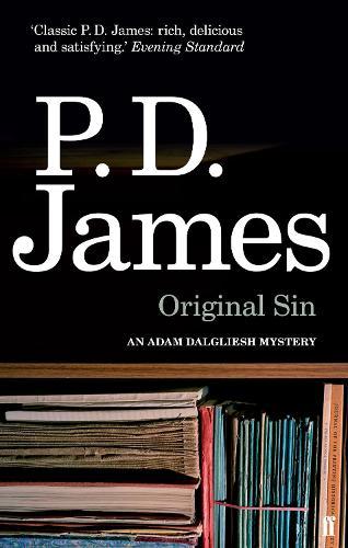 Original Sin - Inspector Adam Dalgliesh Mystery (Paperback)