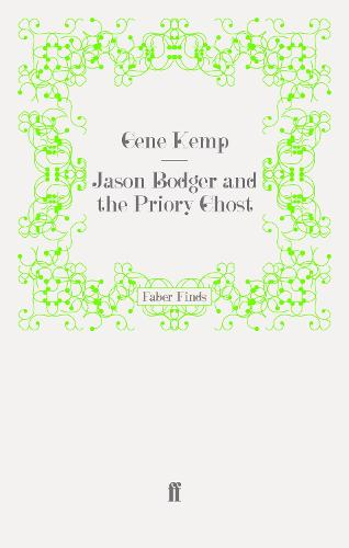 Jason Bodger and the Priory Ghost (Paperback)