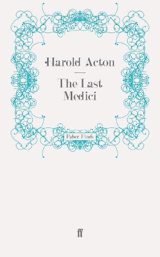 The Last Medici (Paperback)
