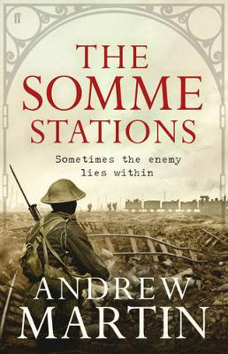 The Somme Stations - Jim Stringer (Hardback)