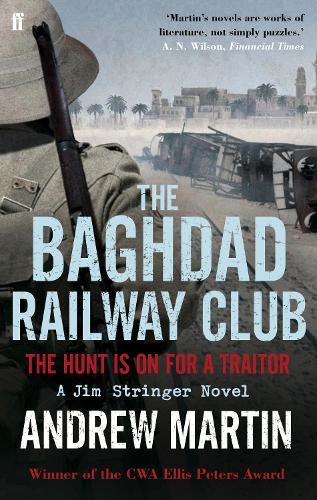 The Baghdad Railway Club - Jim Stringer (Paperback)