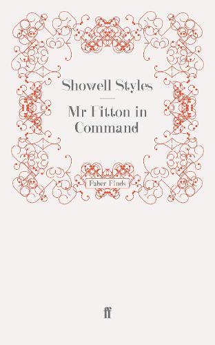 Mr Fitton in Command - The Lieutenant Michael Fitton Adventures (Paperback)