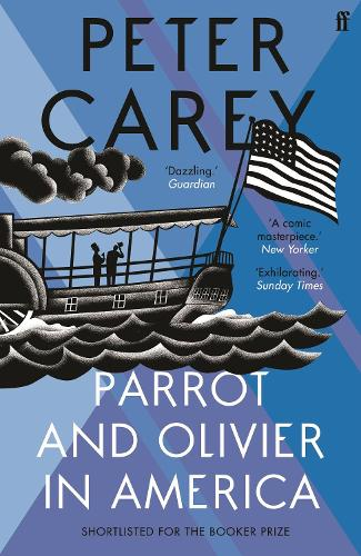 Parrot and Olivier in America (Paperback)