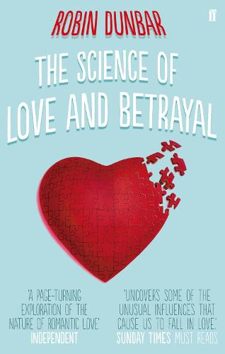 The Science of Love and Betrayal (Paperback)