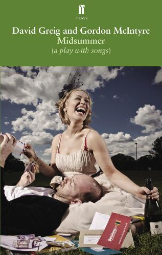 Midsummer [a play with songs] (Paperback)