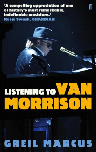 Listening to Van Morrison (Paperback)