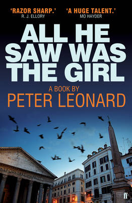 All He Saw Was the Girl (Paperback)