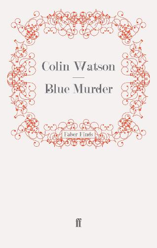 Blue Murder - A Flaxborough Mystery (Paperback)