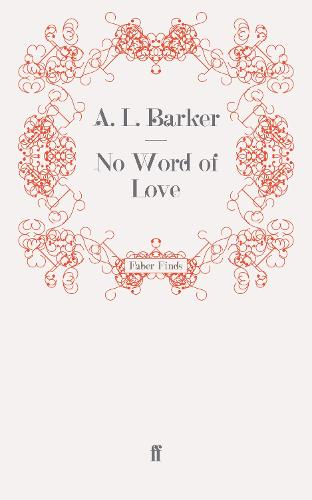No Word of Love (Paperback)
