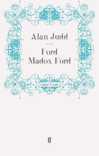 Ford Madox Ford (Paperback)