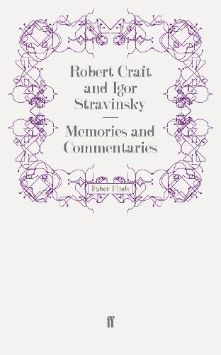 Memories and Commentaries (Paperback)