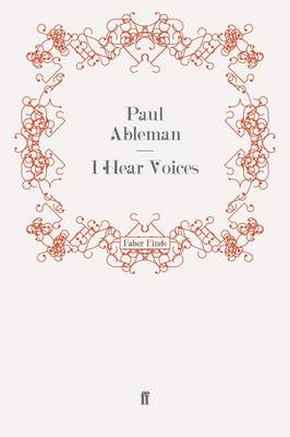 I Hear Voices (Paperback)