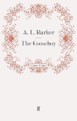 The Gooseboy (Paperback)