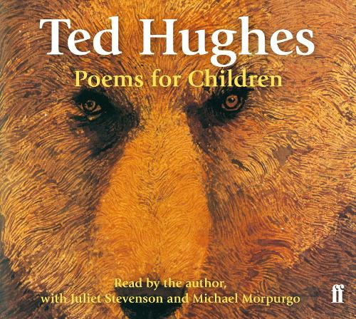 Poems for Children: Read by Ted Hughes. Selected and Introduced by Michael Morpurgo. (CD-Audio)