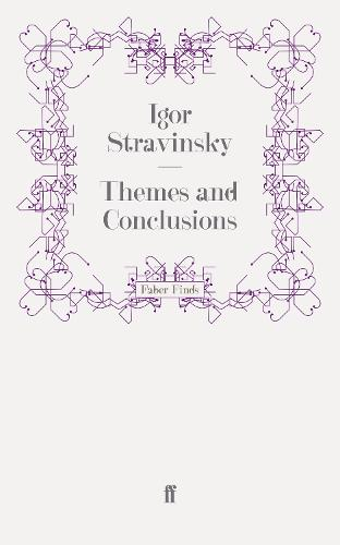 Themes and Conclusions (Paperback)