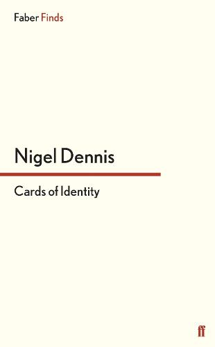 Cards of Identity (Paperback)