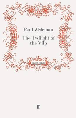 The Twilight of the Vilp (Paperback)