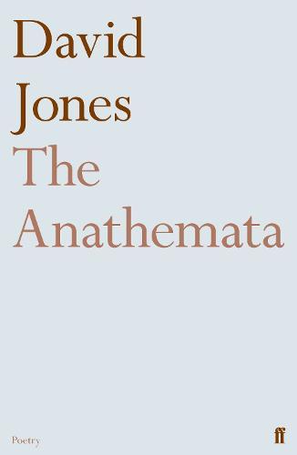 The Anathemata (Paperback)