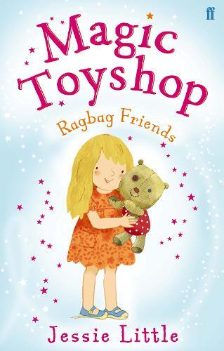 Magic Toyshop: Ragbag Friends (Paperback)
