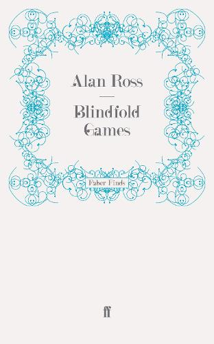 Blindfold Games (Paperback)
