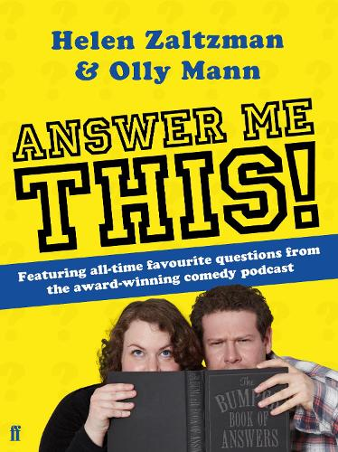 Answer Me This (Paperback)