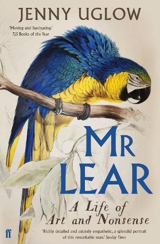 Mr Lear: A Life of Art and Nonsense (Paperback)