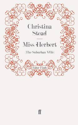 Miss Herbert: (The Suburban Wife) (Paperback)