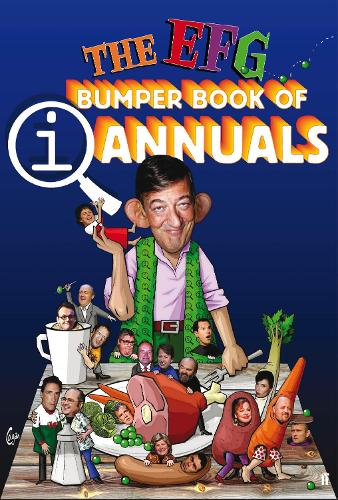 The EFG Bumper Book of QI Annuals (Paperback)
