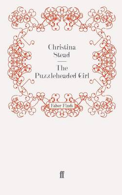 The Puzzleheaded Girl (Paperback)