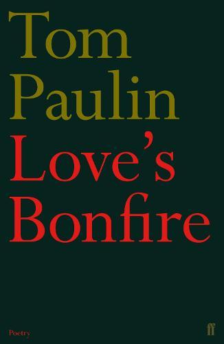 Love's Bonfire (Hardback)