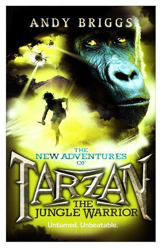 Tarzan: The Jungle Warrior (Paperback)