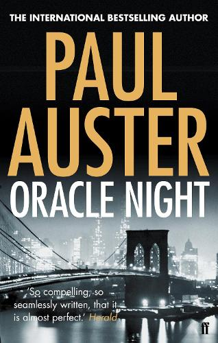Oracle Night (Paperback)
