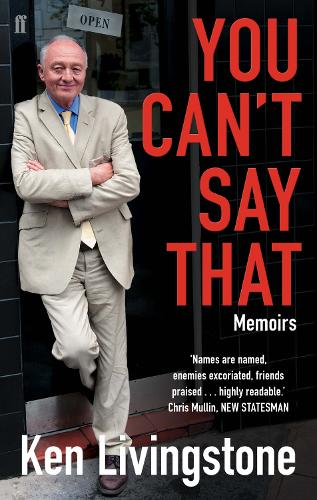 You Can't Say That: Memoirs (Paperback)