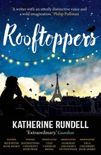 Cover of the book, Rooftoppers.