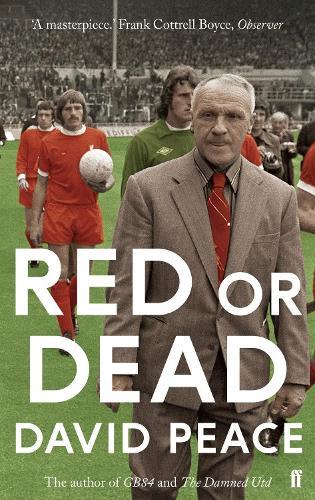 Red or Dead (Paperback)