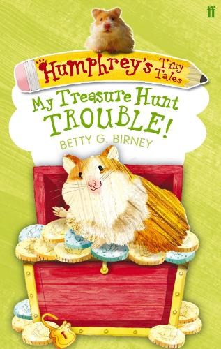 Humphrey's Tiny Tales 5: My Treasure Hunt Trouble! (Paperback)