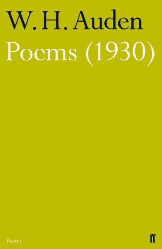 Poems (1930) (Paperback)