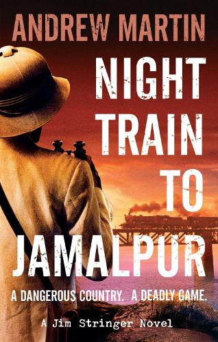 Night Train to Jamalpur - Jim Stringer (Paperback)