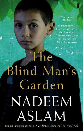 The Blind Man's Garden (Paperback)