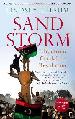 Sandstorm (Paperback)