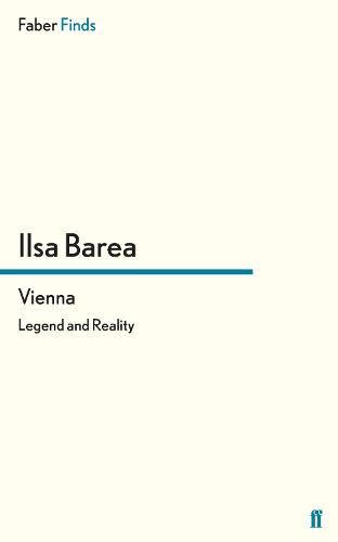 Vienna: Legend and Reality (Paperback)