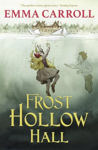 Frost Hollow Hall (Paperback)