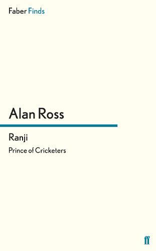 Ranji: Prince of Cricketers (Paperback)
