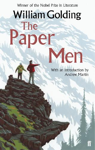 The Paper Men: With an introduction by Andrew Martin (Paperback)