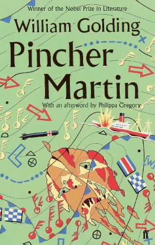 Pincher Martin: With an afterword by Philippa Gregory (Paperback)
