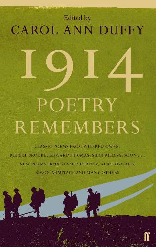 1914: Poetry Remembers (Paperback)