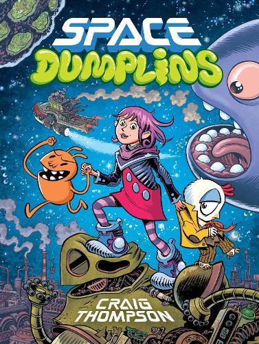 Space Dumplins (Hardback)