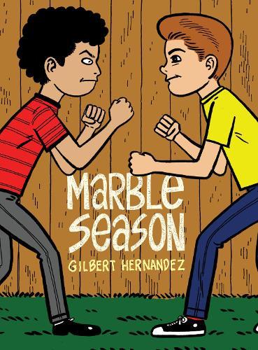 Marble Season (Hardback)