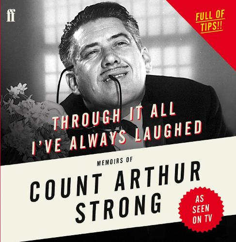 Through it All I've Always Laughed: Memoirs of Count Arthur Strong (CD-Audio)