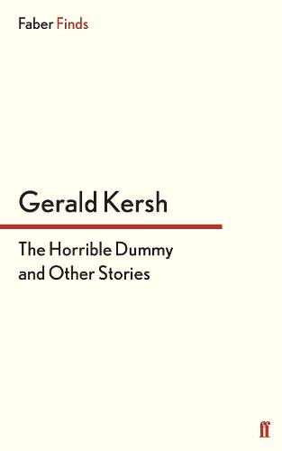 The Horrible Dummy and Other Stories (Paperback)